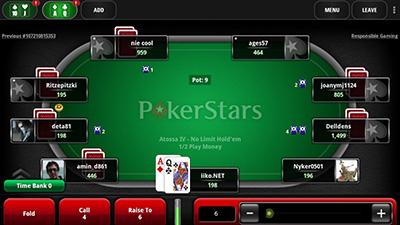 Como fazer registo e depositar na PokerStars